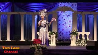 Laj Tsawb Ntxhais Hmoob Suav Hu Nkauj Hauv Hmong Minnesota New Year