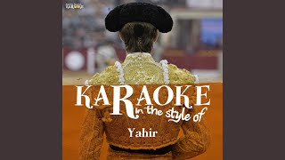 Te Amare Karaoke Version