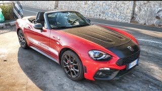 Abarth Gave Me A 124 Spider For A Month