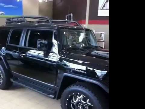 Sherwood Park Toyota...This is a 2011 Toyota FJ Cruiser 4WD 4dr Auto 4 Door Sport Utility Four Wheel Drive with 5-Speed A/T transmission Black[Black] color a...