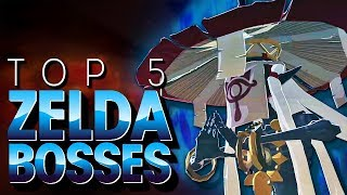 Top 5 Zelda Bosses - Zeltik
