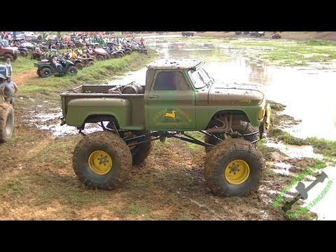 NOTHING RUNS LIKE A DEERE...OR SLINGS MUD!!!