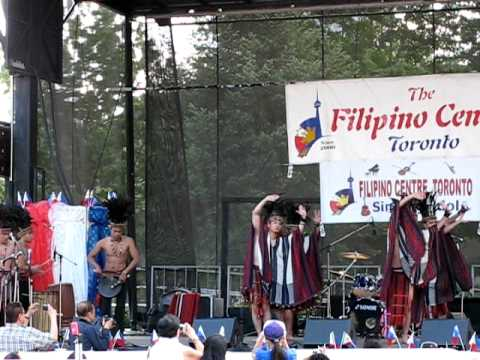 Igorot Dance from Benguet Province Philippines