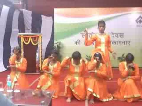 Dance on song Arambh hai prachand from movie Gulaal by Sonal...
