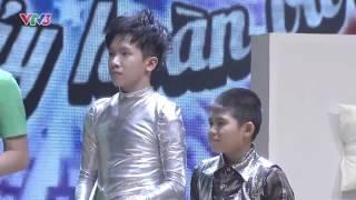 Đăng Khoa - Minh Khang - Bước Nhảy Hoàn vũ nhí vòng đối đầu 15/08/2014