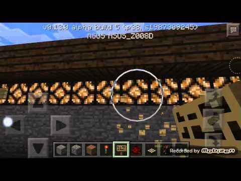 как сделать механизм боулинг в minecraft pe 0.13.0 на tubethe.com
