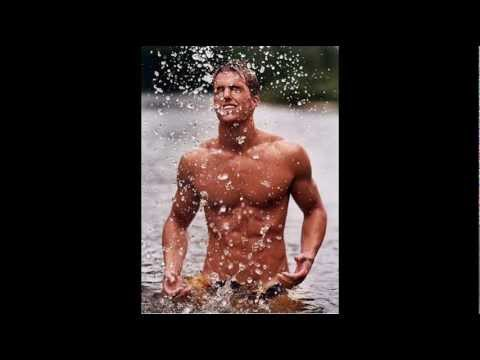 Beautiful men: Shirtless Wet Men