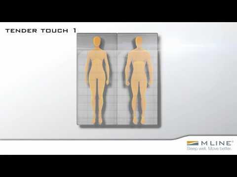 M Line Tender Touch I dekbed