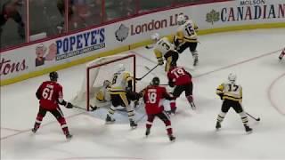 Gotta See It: Penguins' Murray with unbelievable desperation save on Senators' Hoffman