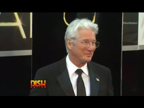 Richard Gere and Padma Lakshmi -- Post Divorce Matrimony?