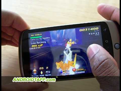ExZeus Arcade Android Game Review