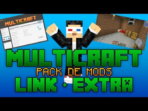 Instalar Pack   MultiCraft   Review + Descarga   Serie de MODS @n1zAkK