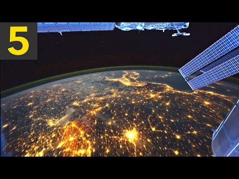 Top 5 Videos of Planet Earth From Space