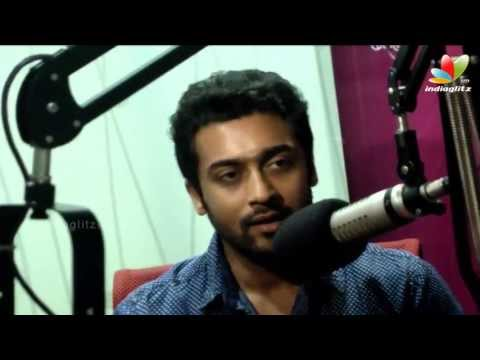 Surya, Hari Speaks About Singam 2 In Suriyan Fm | Anushka, Hansika, Santhanam, Vivek video