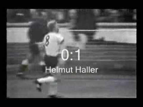 World Cup 1966 Final - England 4:2 Germany