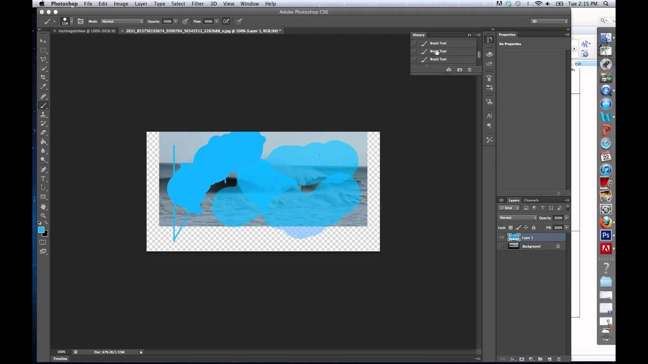 Aprender a editar fotos en photoshop cs6 1