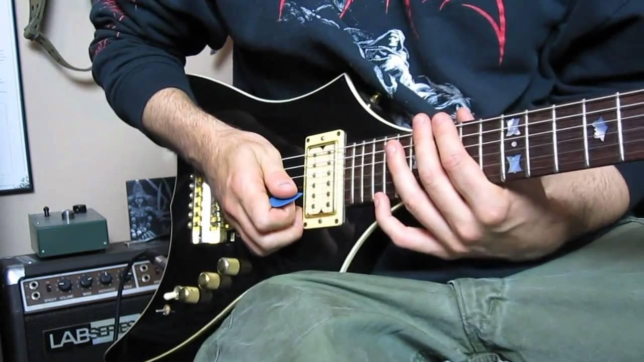 Guitar basic chord