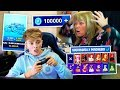 Kid Spends $500 on FORTNITE with Mom's Credit Card... [MUST WATCH] MP3