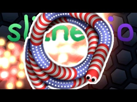 THE UNITED STATES OF THINKNOODLES!! | SLITHER.IO
