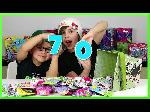 Blind Bag Wednesday EP70 – My Little Pony, LPS, Shopkins, Palace Pets and More!