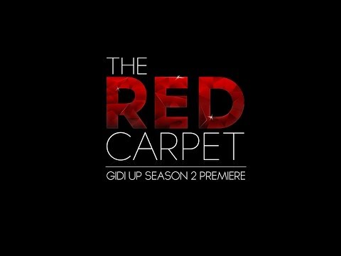 Red Carpet - Gidi Up Season 2 Premiere