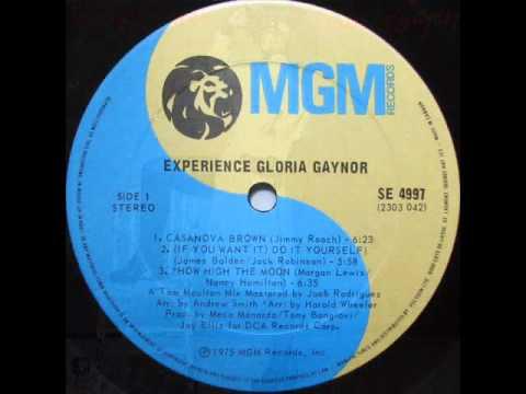 Gloria Gaynor - Casanova Brown
