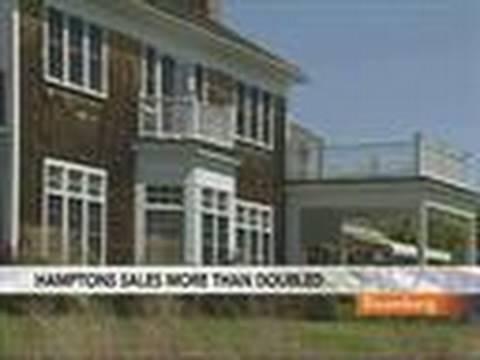 Hamptons Home Sales Jump as Wall Street Buyers Return: Video