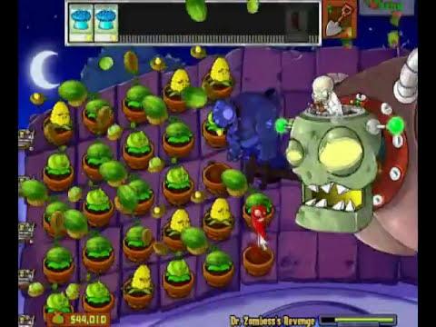 Plants Vs Zombies: Dr. Zomboss's Revenge