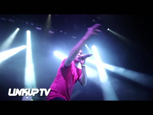 Yungen & Sneakbo perform Aint On Nuttin LIVE @ Musicalize | Link Up TV