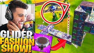 I Hosted My First Ever *GLIDER* Fashion Show! (Changes Everything!) - Fortnite Battle Royale