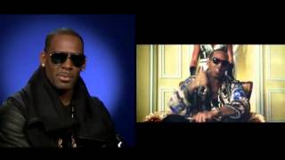 R. Kelly Defends New Sexually Graphic Album  12/20/13