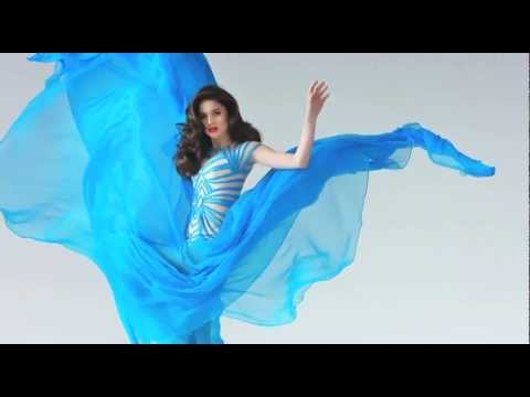 Anne Curtis Wears Francis Libiran for America s Next Top Model