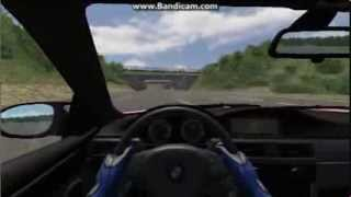 BMW M3 Challenge Secret Hidden Road Can Drive Faster than Race Track