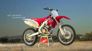 Honda CRF250R & CRF450R 2012