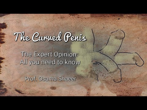 The Curved Penis : The Expert Opinion. All you need to know about penile deviation