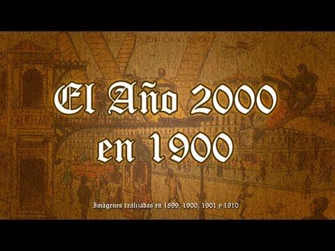 Cómo veían el año 2000 en 1900