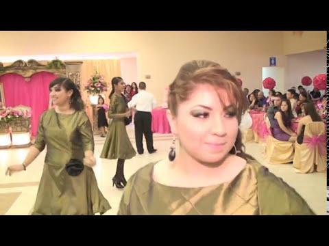 xv años Ariadna 2012
