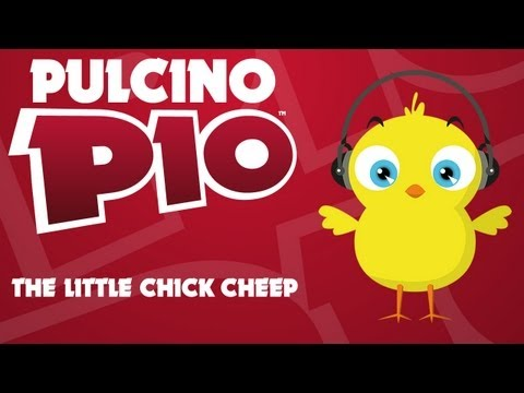 PULCINO PIO - The Little Chick Cheep (Official)