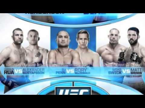 UFC on Fox 5 Media Conference Call Audio