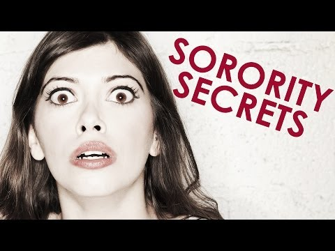 13 Scandalous Sorority Girl Confessions video
