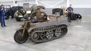 Kettenkrad War Motors 2016