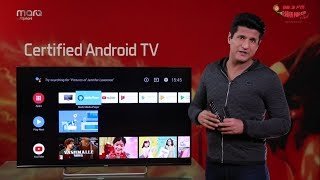 Rajiv Makhni on Marq by Flipkart Certified Android TV | Tech Makhni | Rajiv Makhni