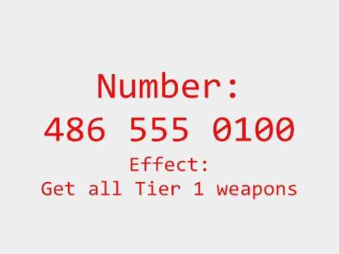 Grand Theft Auto 4 - Cheat Codes - XBOX 360