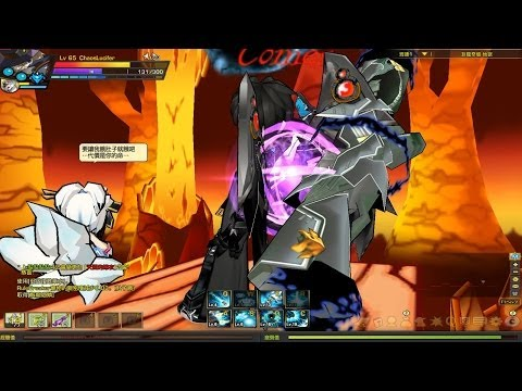 Luc's Elsword - Deadly Chaser in 3-X (Hell)