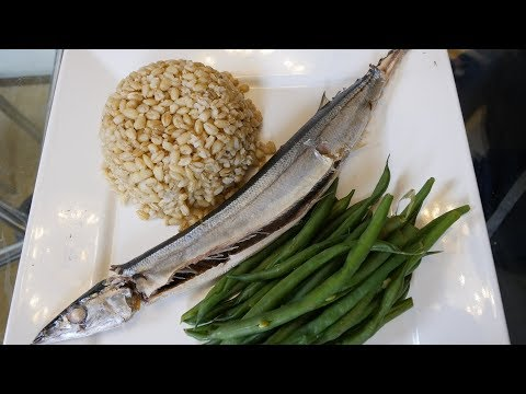 Healthy One Dollar Meal: Mackerel Pike