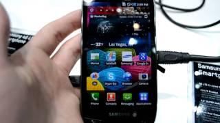 Samsung Droid Charge (SCH-i510) Hands On