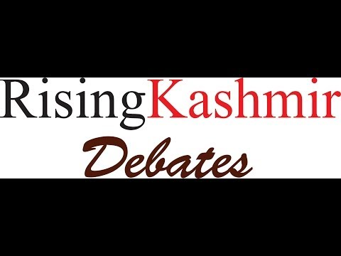 Rising Kashmir Debates - Drug Addiction and Its Impact on Society