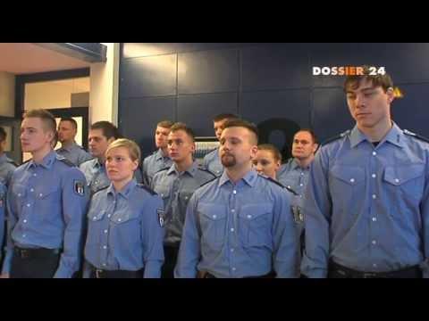 Traumberuf Polizist - Ausbildung an der Polizeischule - Teil 1 (Dossie...