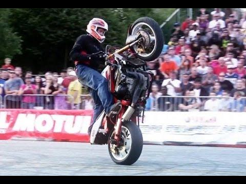 Worlds Best Motorcycle Stunt Rider