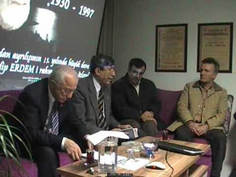 Eskişehir Türk Ocağı Başkanı Prof.Dr. Nedim Ünal Galip Erdem'i Anlatıyor